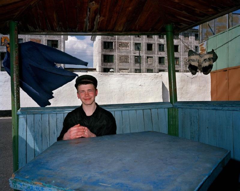 Keyzer50 Сибирская тюрьма в объективе бельгийского фотографа
