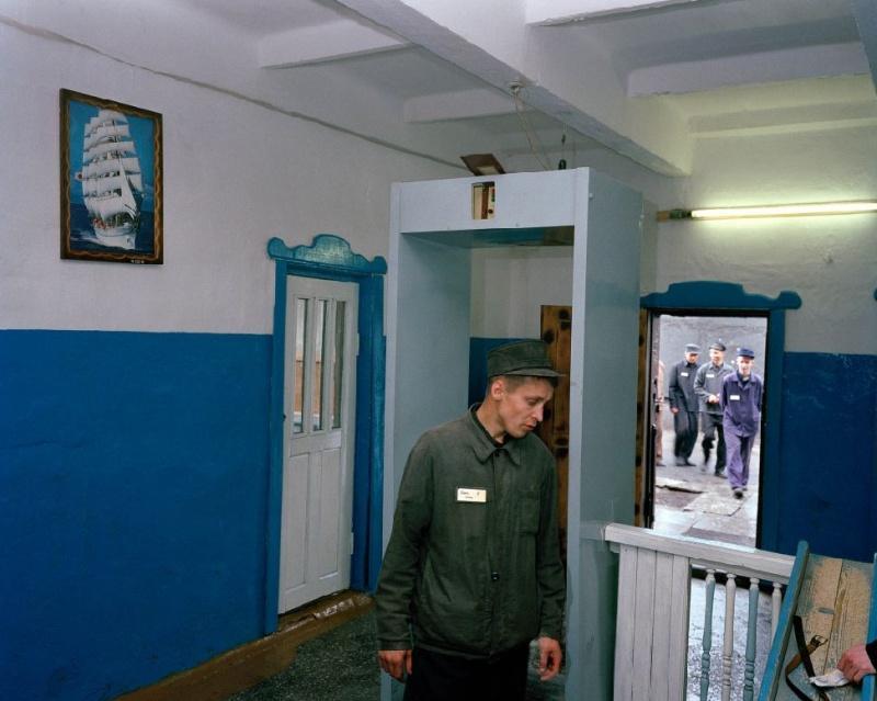 Keyzer51 Сибирская тюрьма в объективе бельгийского фотографа