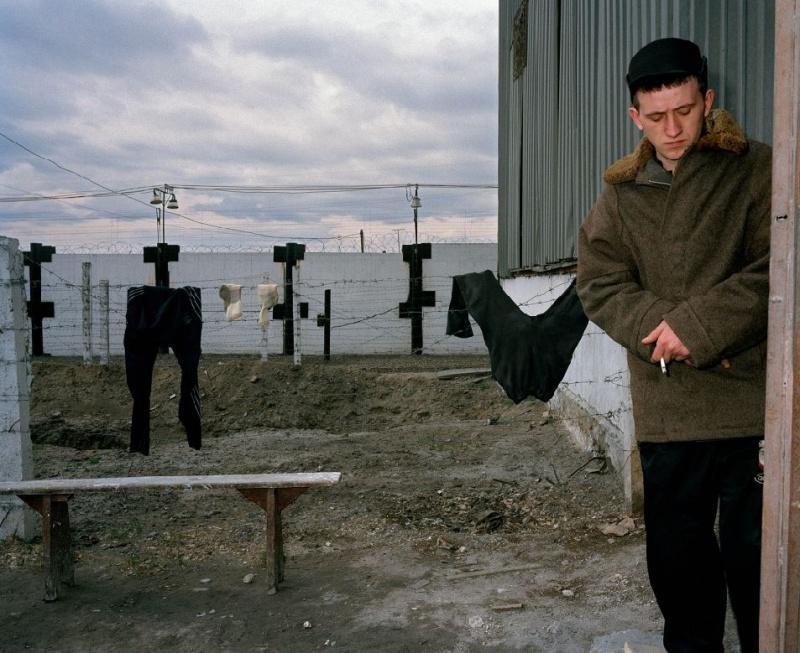 Keyzer52 Сибирская тюрьма в объективе бельгийского фотографа