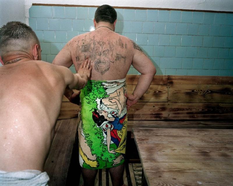 Keyzer54 Сибирская тюрьма в объективе бельгийского фотографа