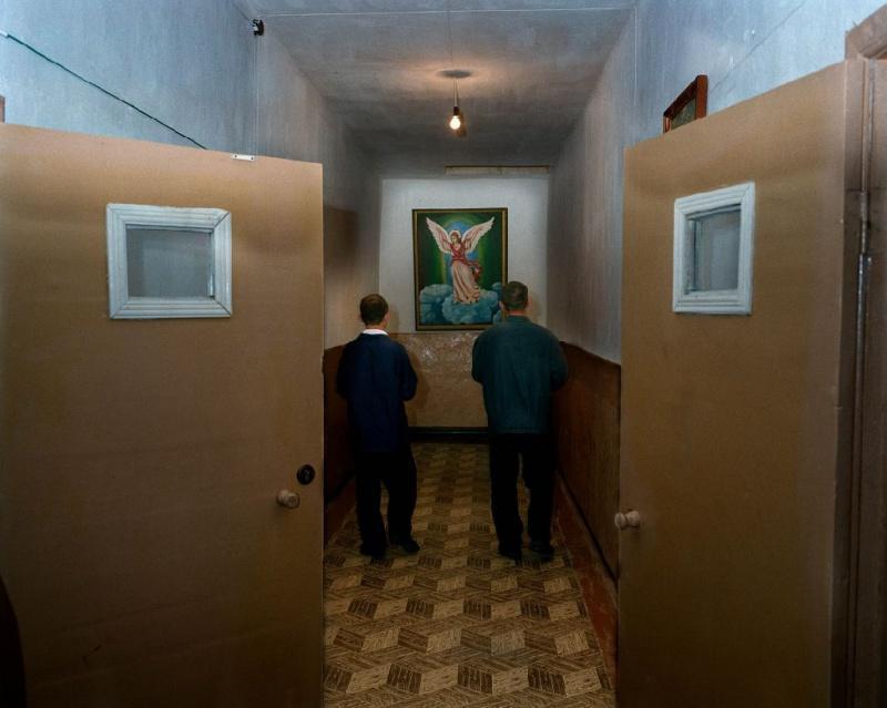 Keyzer56 Сибирская тюрьма в объективе бельгийского фотографа