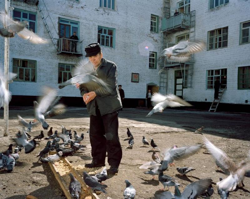 Keyzer58 Сибирская тюрьма в объективе бельгийского фотографа