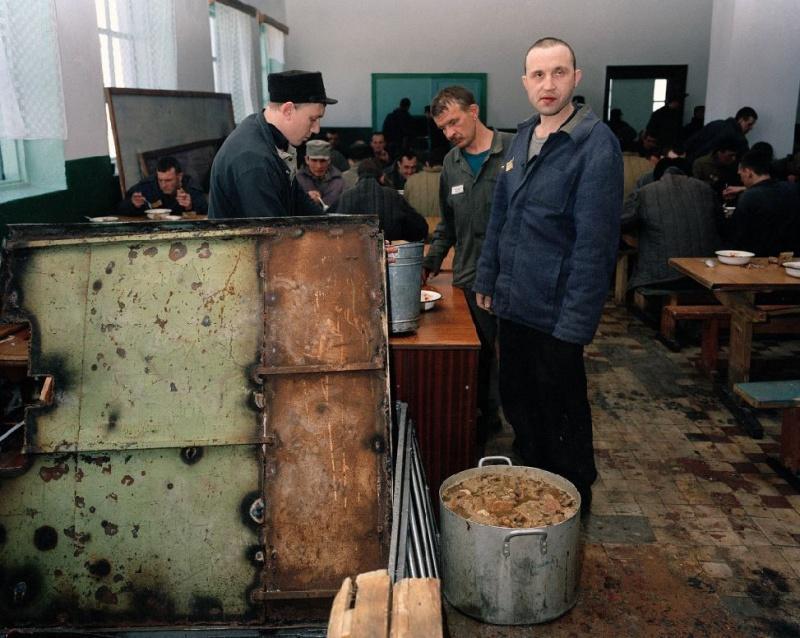 Keyzer59 Сибирская тюрьма в объективе бельгийского фотографа