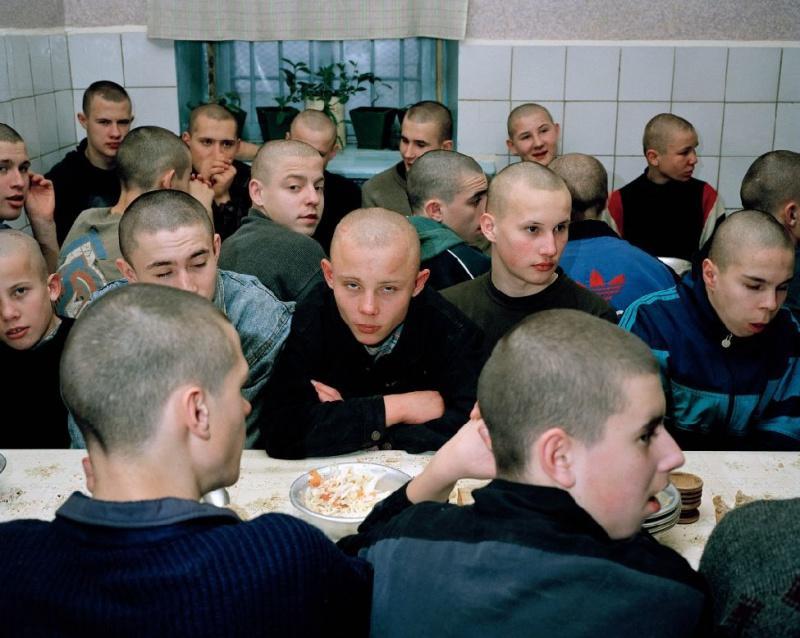 Keyzer60 Сибирская тюрьма в объективе бельгийского фотографа