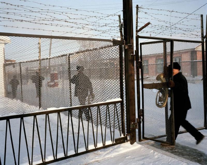 Keyzer62 Сибирская тюрьма в объективе бельгийского фотографа