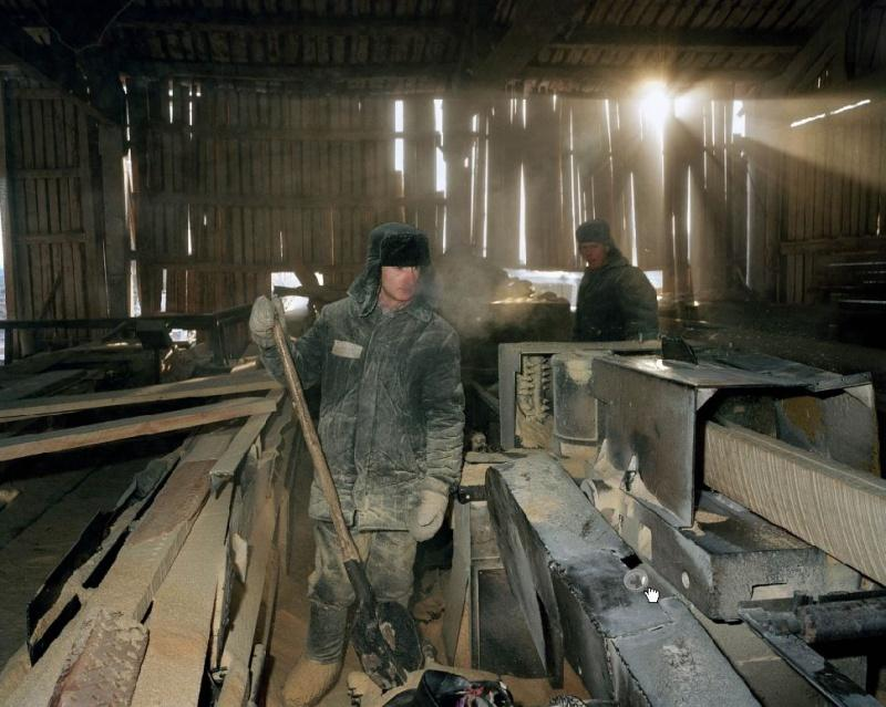 Keyzer63 Сибирская тюрьма в объективе бельгийского фотографа