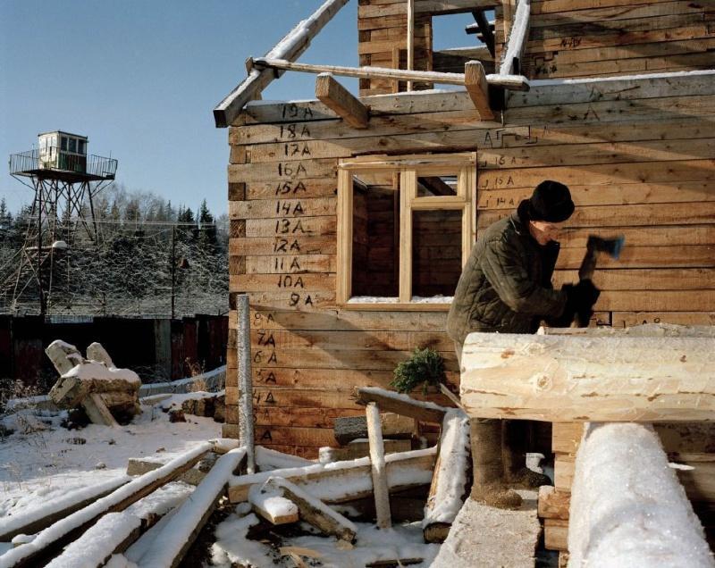 Keyzer64 Сибирская тюрьма в объективе бельгийского фотографа