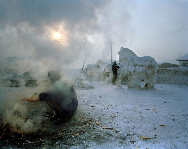 Keyzer65 Сибирская тюрьма в объективе бельгийского фотографа