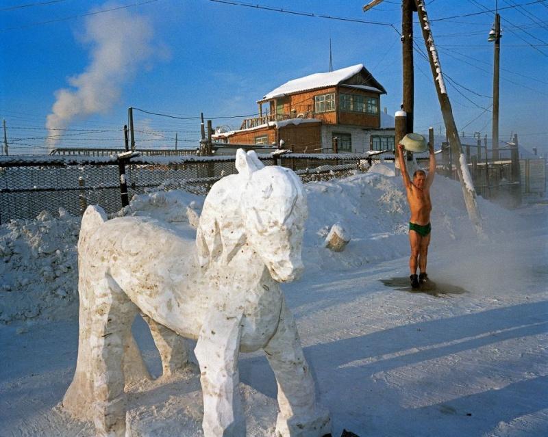 Keyzer66 Сибирская тюрьма в объективе бельгийского фотографа