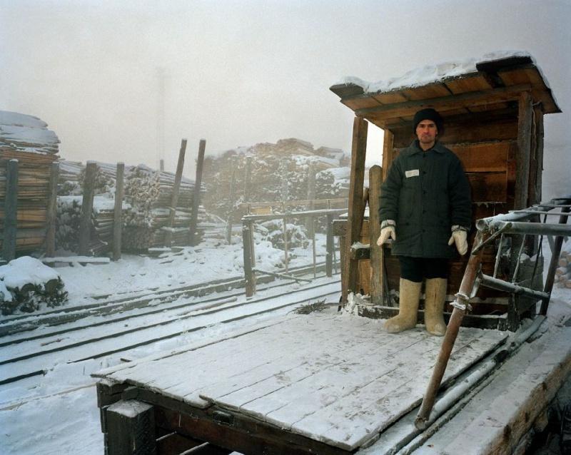 Keyzer68 Сибирская тюрьма в объективе бельгийского фотографа