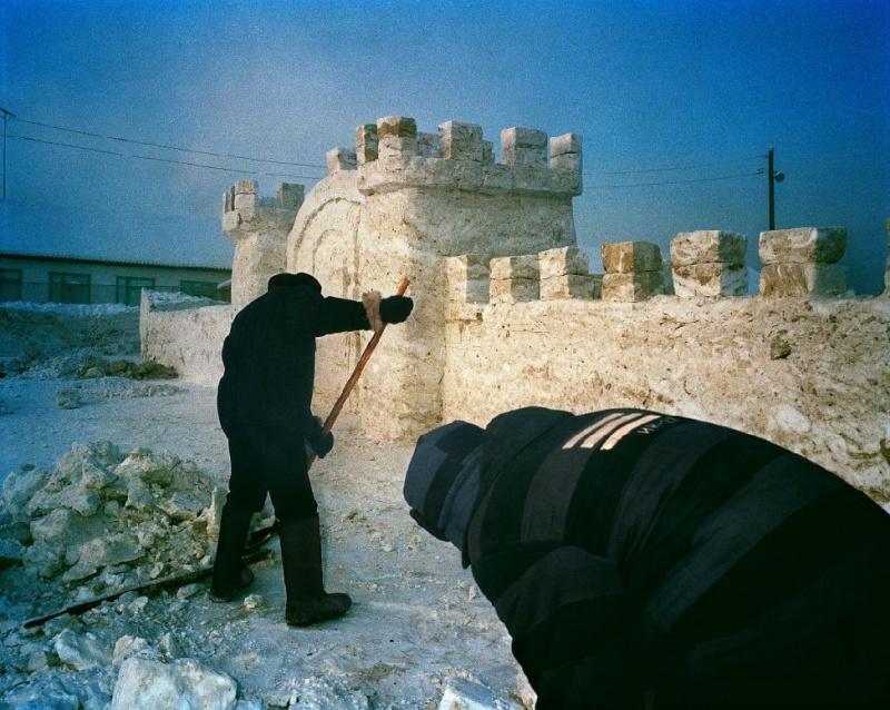 Keyzer69 Сибирская тюрьма в объективе бельгийского фотографа