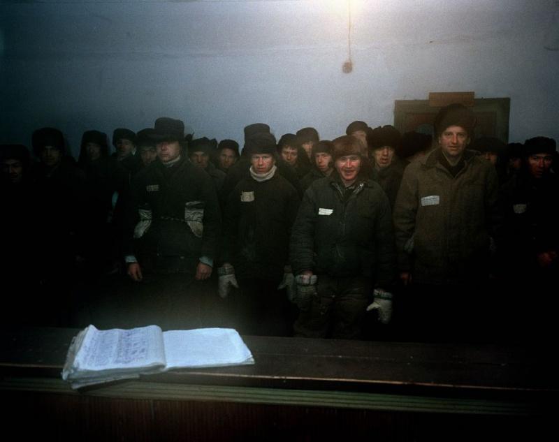 Keyzer70 Сибирская тюрьма в объективе бельгийского фотографа