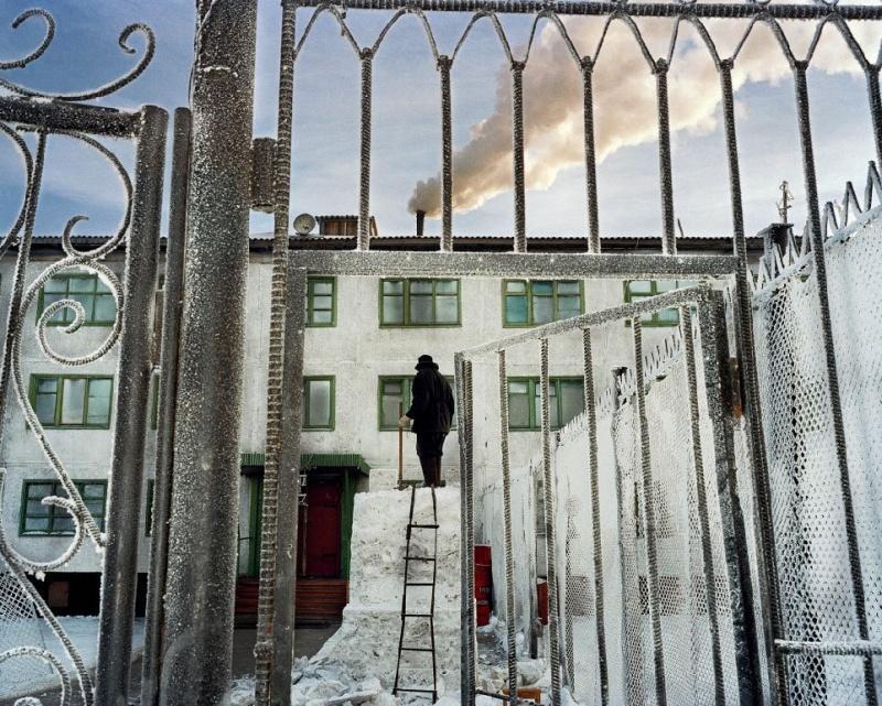 Keyzer71 Сибирская тюрьма в объективе бельгийского фотографа