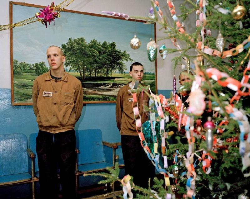 Keyzer72 Сибирская тюрьма в объективе бельгийского фотографа