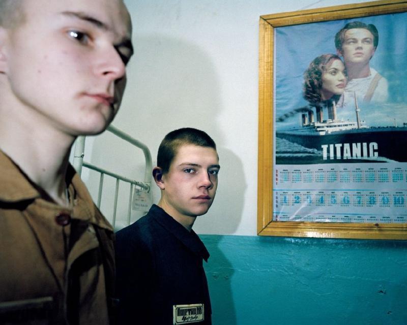 Keyzer73 Сибирская тюрьма в объективе бельгийского фотографа
