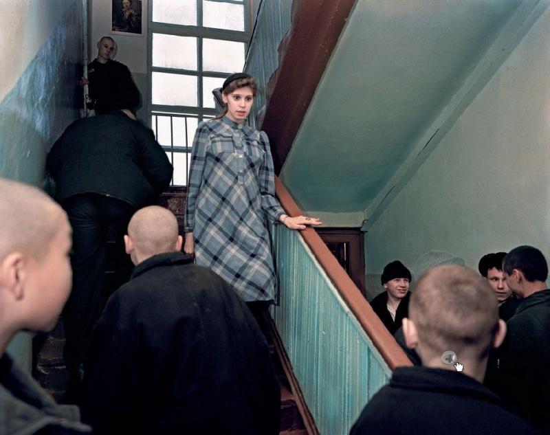 Keyzer74 Сибирская тюрьма в объективе бельгийского фотографа