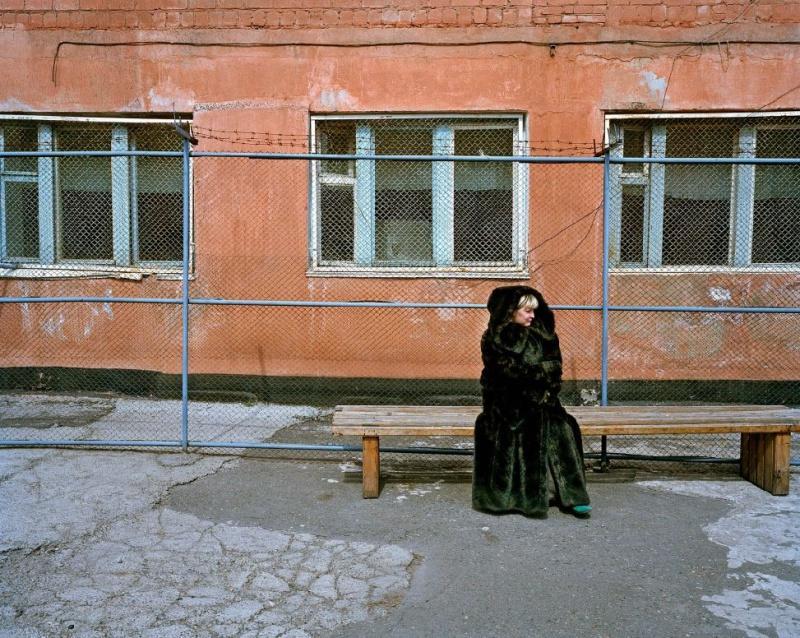 Keyzer76 Сибирская тюрьма в объективе бельгийского фотографа