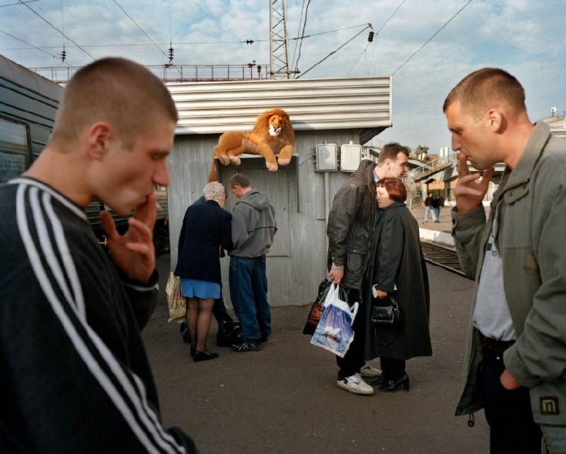 Keyzer77 Сибирская тюрьма в объективе бельгийского фотографа