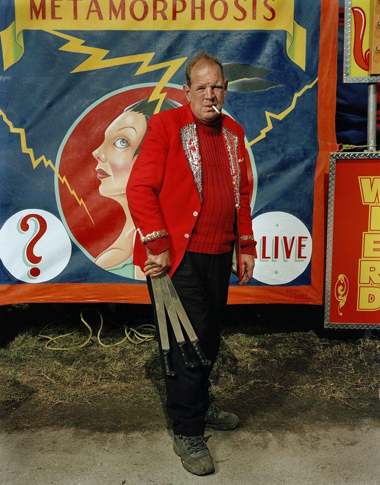 LastSideshow04 Последний в Америке цирк на колесах