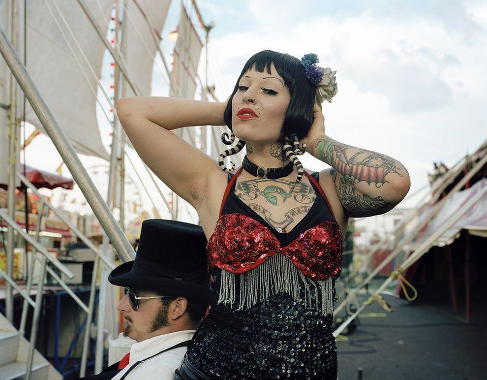 LastSideshow06 Последний в Америке цирк на колесах