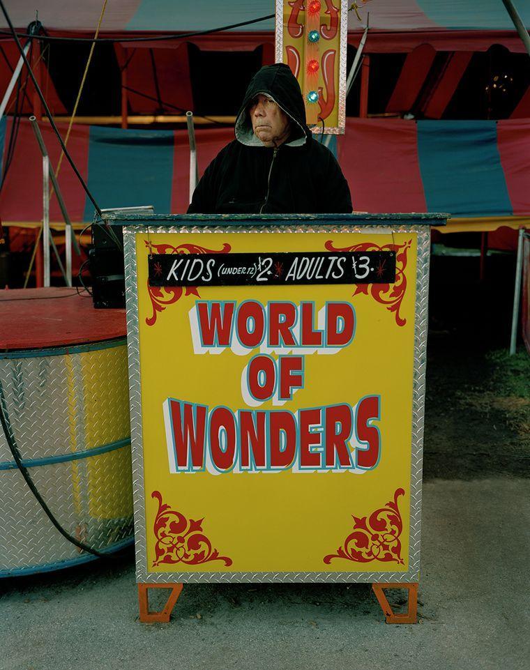 LastSideshow08 Последний в Америке цирк на колесах