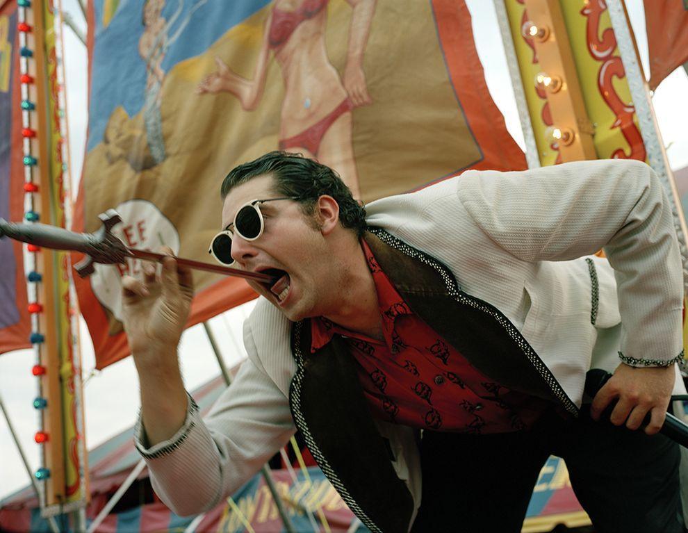 LastSideshow09 Последний в Америке цирк на колесах