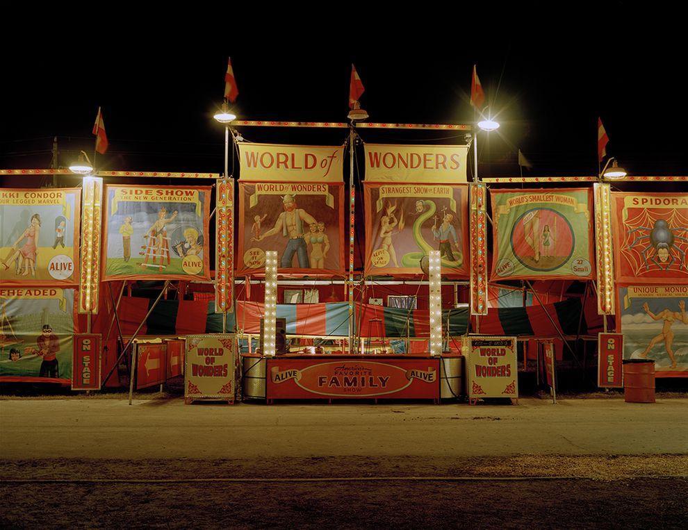 LastSideshow11 Последний в Америке цирк на колесах