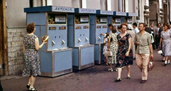 Как выглядел Ленинград в 1961году