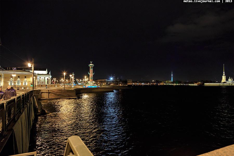 PalaceBridge01 Как устроен Дворцовый мост в Санкт Петербурге