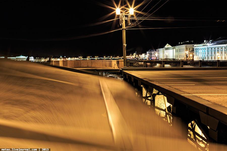 PalaceBridge22 Как устроен Дворцовый мост в Санкт Петербурге