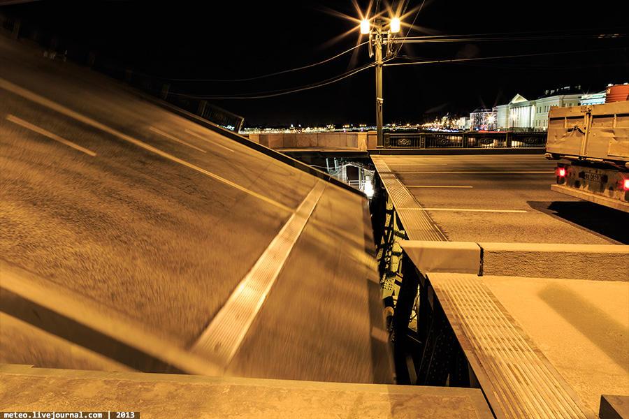 PalaceBridge23 Как устроен Дворцовый мост в Санкт Петербурге