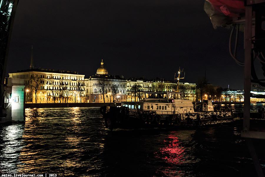 PalaceBridge48 Как устроен Дворцовый мост в Санкт Петербурге