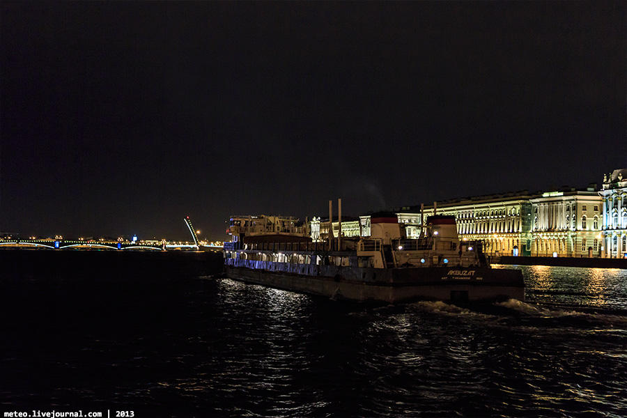 PalaceBridge49 Как устроен Дворцовый мост в Санкт Петербурге