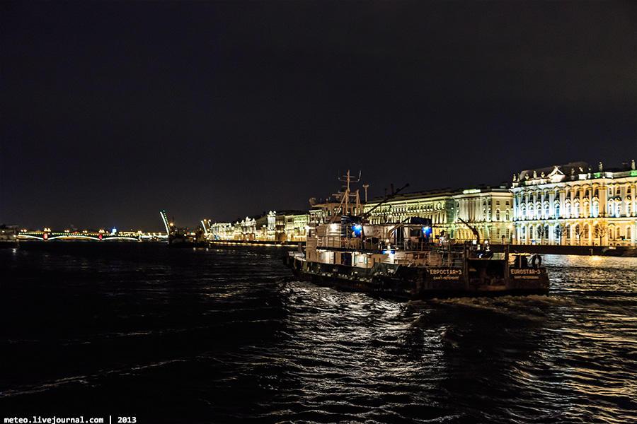 PalaceBridge52 Как устроен Дворцовый мост в Санкт Петербурге