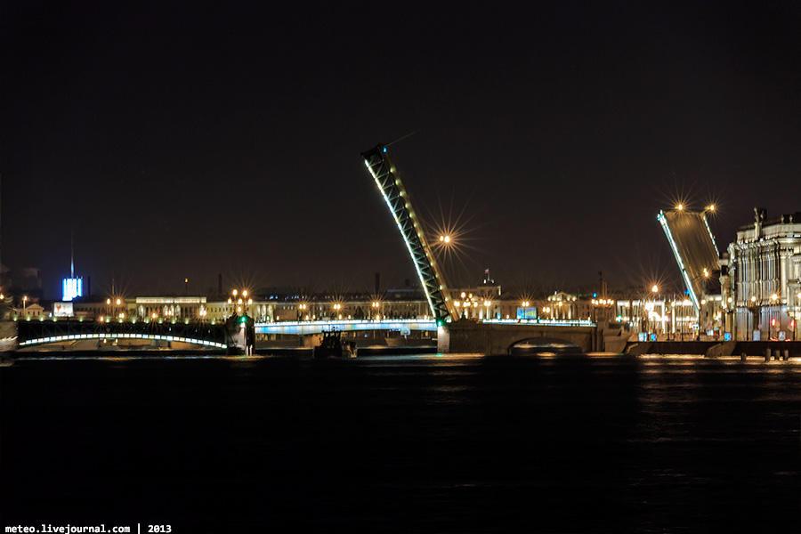 PalaceBridge55 Как устроен Дворцовый мост в Санкт Петербурге