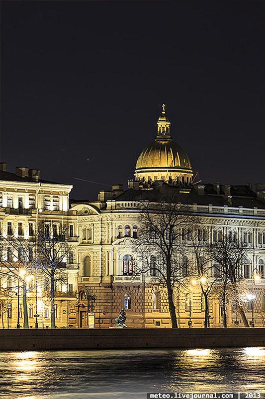 PalaceBridge59 Как устроен Дворцовый мост в Санкт Петербурге
