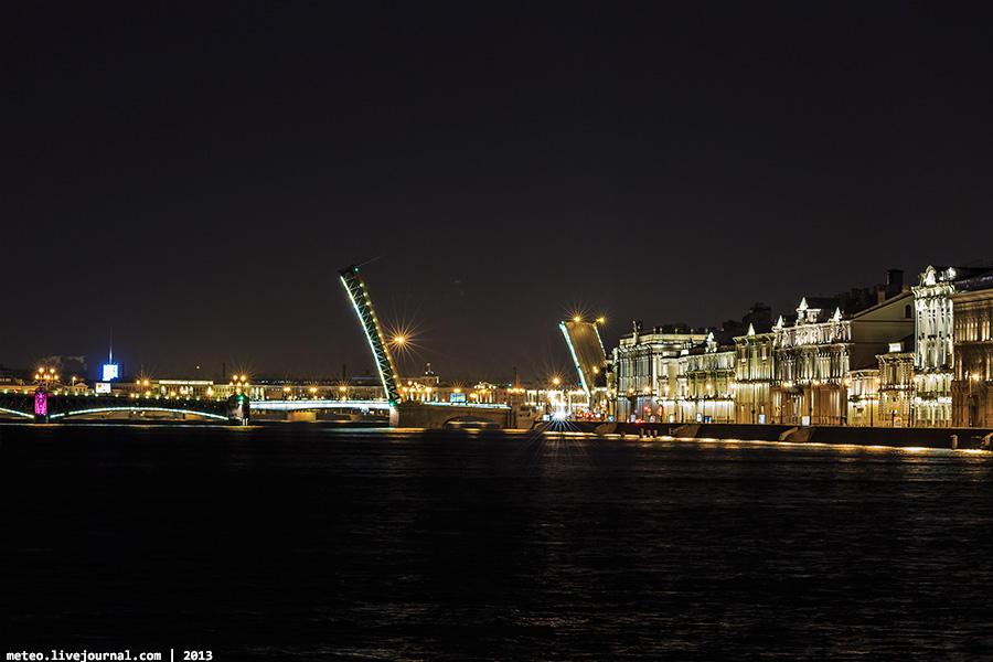PalaceBridge61 Как устроен Дворцовый мост в Санкт Петербурге
