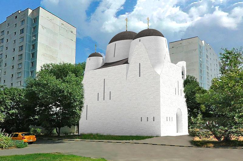 Quadraturacirculi peterpavel 006 Как могут выглядеть православные церкви в будущем