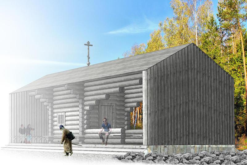 Quadraturacirculi valaamchapel 001 Как могут выглядеть православные церкви в будущем