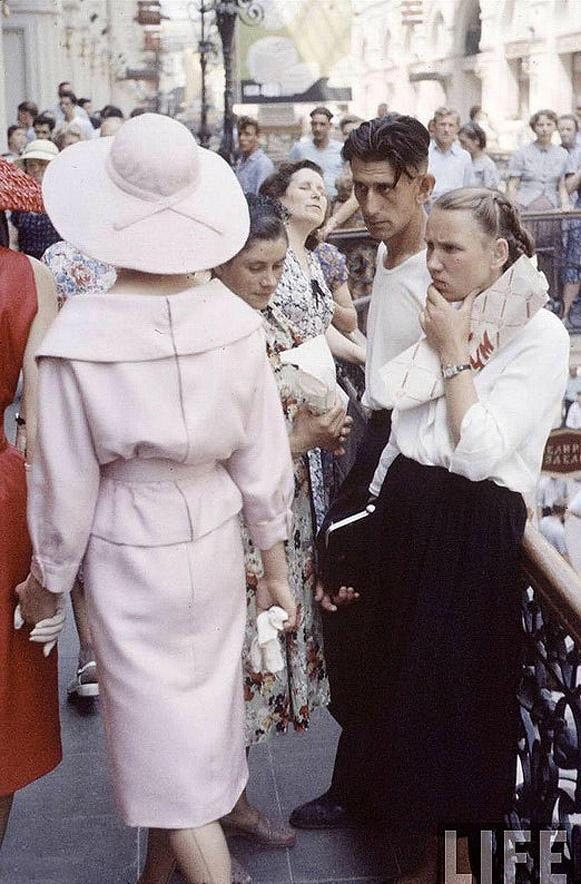 Thaw16 Кристиан Диор: Как прошел первый визит в Москву в 1959 году