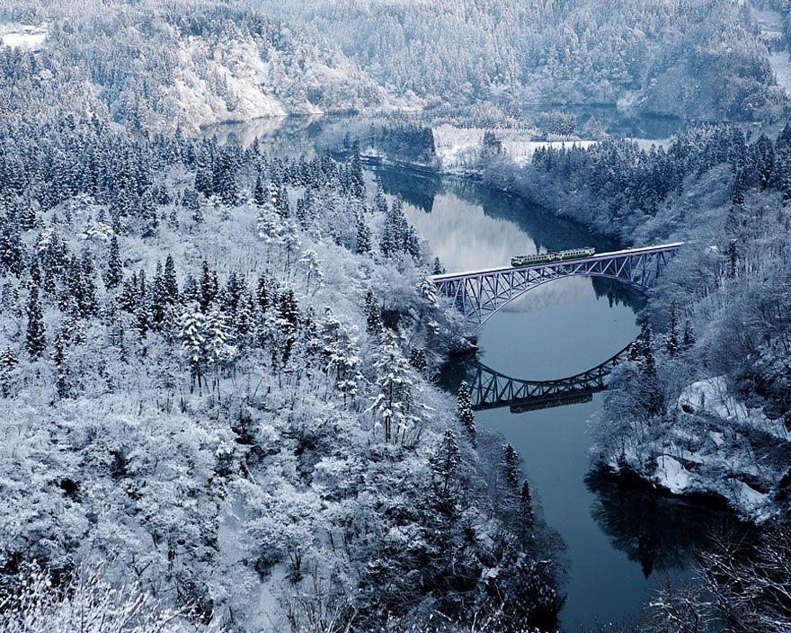 WinterLandscapes03 Восхитительные зимние пейзажи
