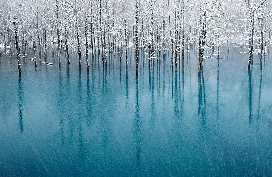 WinterLandscapes04 Восхитительные зимние пейзажи