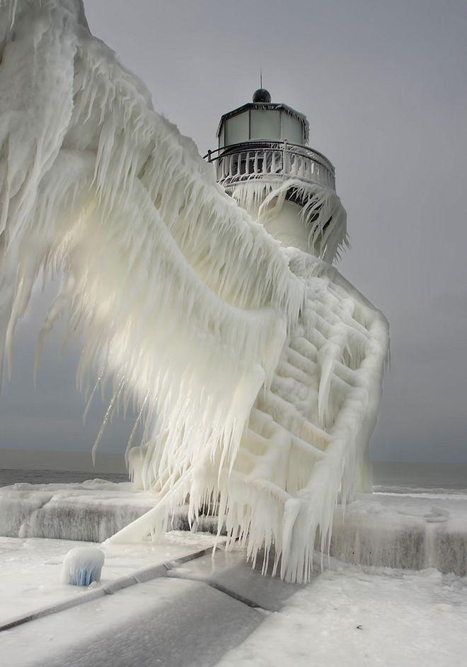 WinterLandscapes05 Восхитительные зимние пейзажи