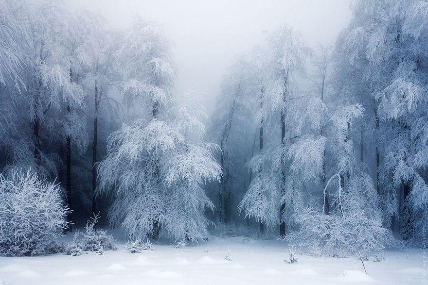 WinterLandscapes06 Восхитительные зимние пейзажи