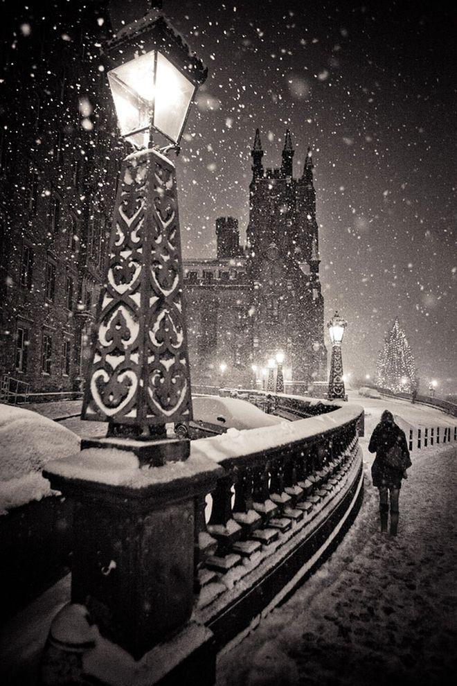 WinterLandscapes09 Восхитительные зимние пейзажи