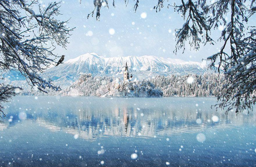 WinterLandscapes13 Восхитительные зимние пейзажи