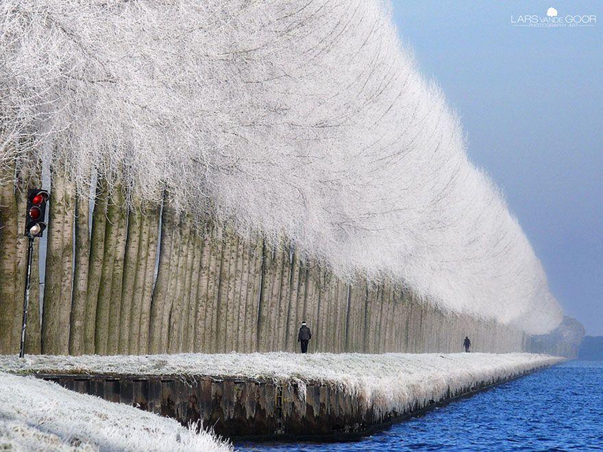 WinterLandscapes15 Восхитительные зимние пейзажи