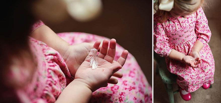 bennunery11 Отец и дочь воссоздали свадебные фото, чтобы попрощаться с женой и матерью