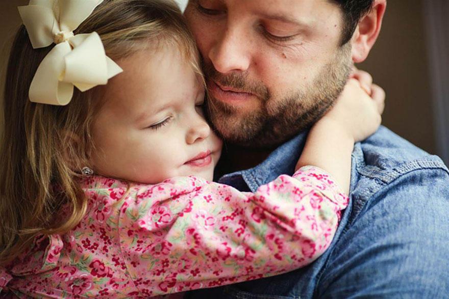 bennunery14 Отец и дочь воссоздали свадебные фото, чтобы попрощаться с женой и матерью
