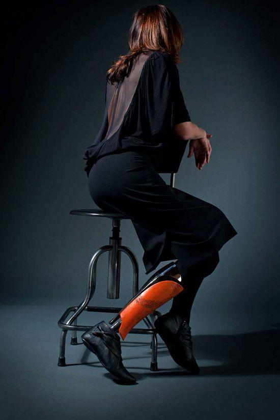 designedprosthetic09 Протезы тоже могут быть элегантными и стильными!